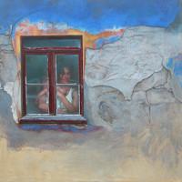 A janela – 120x160cm