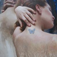 A tatuagem – 50x40cm