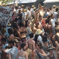 Carnaval em Olinda – 120x160cm