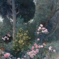O jardim – 160x120cm