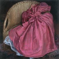 O vestido – 70x70cm