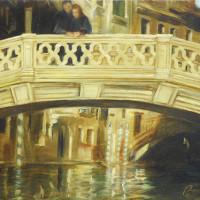 Ponte em Veneza – 24x32cm