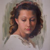 Retrato de jovem