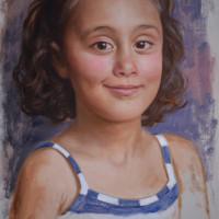 Retrato de menina I