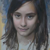 Retrato de menina ll
