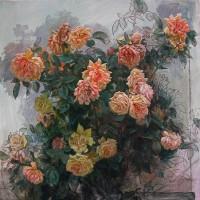Roseira – 80x80cm