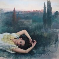 Sonho da Alhambra – 120x160cm